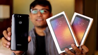 Lenovo K9 Unboxing, First Impressions & Giveaway - Win 2 Smartphones