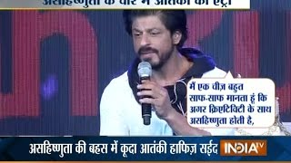 India's Most Wanted Terrorist Hafiz Saeed Invites Shah Rukh Khan to Stay in Pakistan