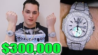 GETTING ROBBED $300,000 WORTH OF JEWELRY