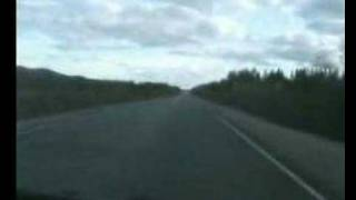 Dreadful Russian roads