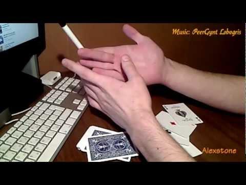 Penspinning для начинающих: Sonic Reverse (урок)