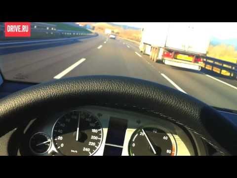 Обзор Mercedes-Benz B-Class F-Cell (водородные топливные элементы), часть 2