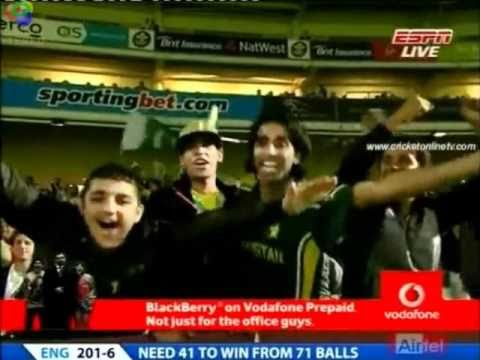 Umar Gul Rips Through England