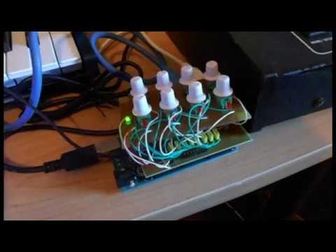 Datalogging with Arduino code, circuits, construction