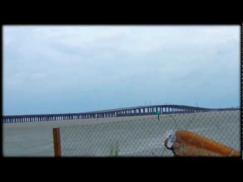 Time Lapse Slidell LA Eden Isles Hurricane Isaac Lake Pontchartrain