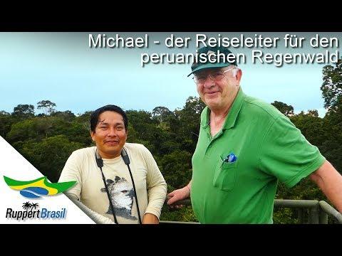 RuppertBrasil TV - Peru´- Tambopata Nationalpark Michael – unser Reiseleiter stellt sich vor