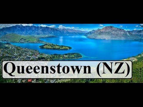 Queenstown Beauty of New Zealand   (Part 2)