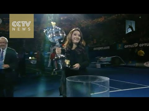 Li Na announced her pregnancy at the Australian Open