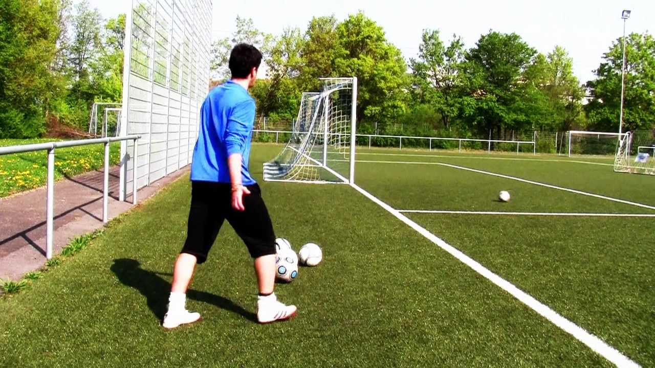 Kick Technique Football Technique Football | Curve