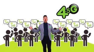 รู้จัก AIS 4.5G เน็ตมือถือสปีดสูงสุด 1 Gbps ครั้งแรกในโลก