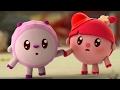 Малышарики - Обучающий мультик для малышей - Все серии подряд -  про  Барашика и Нюшеньку ❤❤❤