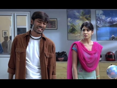 Dhanush Refuses To Marry Shriya - Thiruvilayadal Arambam video