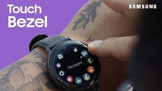 01. Use the digital bezel on Galaxy Watch Active2 | Samsung US