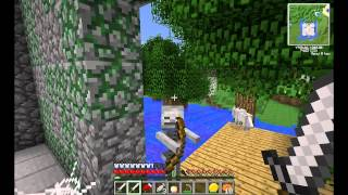 Minecraft 1.2.5 More Creeps and Weirdos Battle Castle, Mo Creatures Episode 4