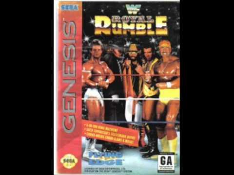 WWF Royal Rumble Bret Hart Theme