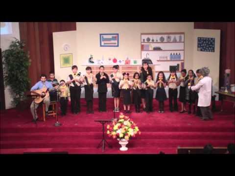 Los conquistadores  (cantitos cristianos)