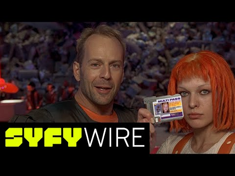 Exclusive Preview: Luc Besson On The Origins Of Fifth Element | SYFY WIRE