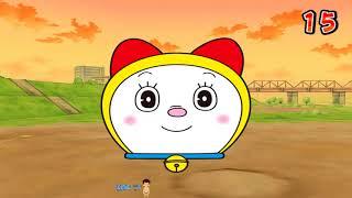 ドラえもん🆕Doraemon Wii Game #471[KURO TV ] Nobita bị mẹ đánh vì sửa điểm 😰😰のび太の母は、編集点ので殴られ
