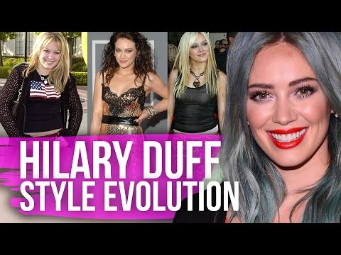 Hilary Duff MASSIVE Style Transformation (Dirty Laundry)