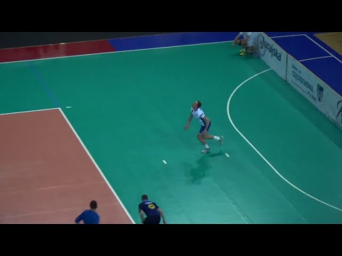 [NA ŻYWO] AZS Częstochowa - Ślepsk Suwałki, 1 Liga Siatkówki Mężczyzn // 09.12.2017