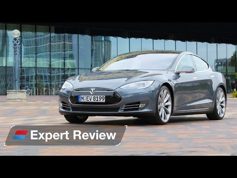 2014 Tesla Model S expert car review