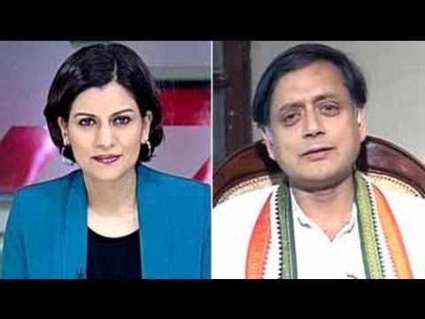 Shashi Tharoor's high praise for Narendra Modi