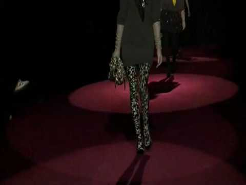 Marc Jacobs Fall Winter 2009/2010 Full Show High Quality