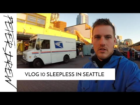 Vlog 10 SLEEPLESS IN SEATTLE