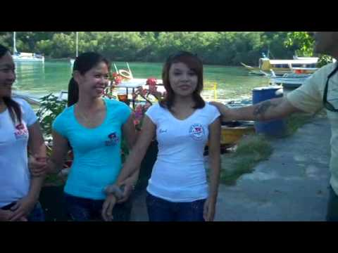 Meet Hot Filipina Girls At Badladz Adventure Resort, Puerto Galera video