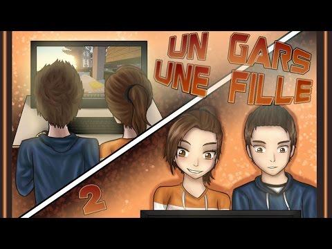 HUNGER GAMES - UN GARS UNE FILLE (ft. Arkon) #02