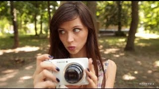 Обзор фотоаппарата Samsung Galaxy Camera EK-GC110