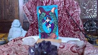Pisces Tarot Card Reading and Astrolog July 2014