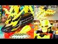 【コマ撮り】プラレール 新幹線変形ロボ ブラックシンカリオン オーガ BLACK SHINKALION OGRE thumbnail