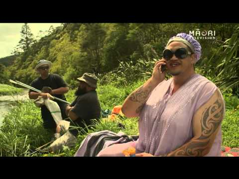 Māori Television Advertisement: NZ Post - Awa Safety River Safety