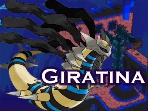 Shiny Giratina Origin Form / Giratina Originel chromatique [20055 SRs ... Shiny Giratina Altered Form