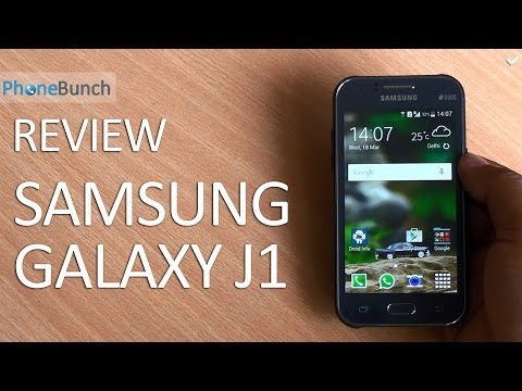 Samsung Galaxy J1 Review - What was Samsung thinking?