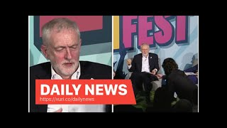 Daily News - EXCLUSIVE: Corbyn's shock moments after the tightening of BREXIT BACKING after May