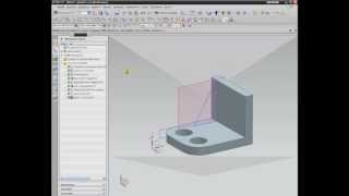 Siemens NX7.5 Exercise4 part1