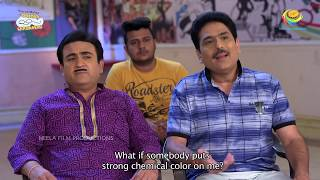 Jethalal Shocks Everyone! | Latest Episode 2943 | Taarak Mehta Ka Ooltah Chashmah | TMKOC Holi 2020