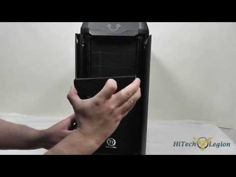Thermaltake Armor Revo Gene Mid Tower Computer Case Overview