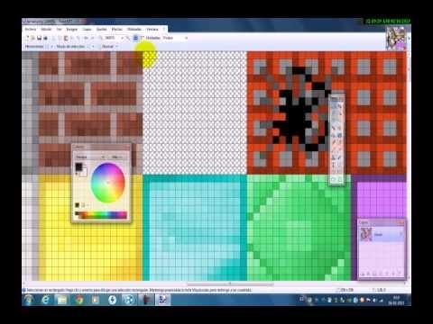 Crear y poner un Texture Pack para Minecraft (cualquier version) LOQUENDO