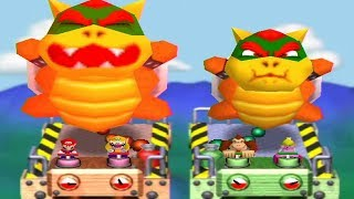 All Funny Balloon Minigames in Mario Party Games