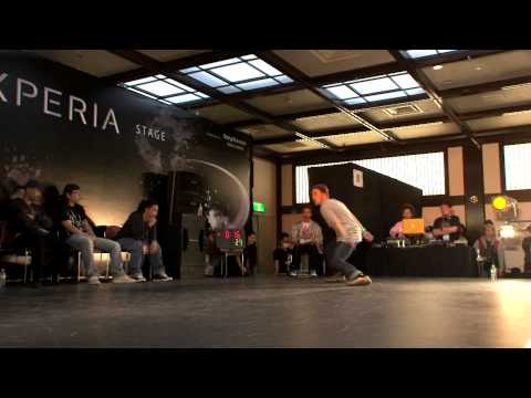 DANCE@LIVE HOUSE S6 前日予選 【FINAL】Suu vs RYO (WINNER:Suu)