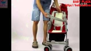 Xe đẩy trẻ em seebaby QQ3 - BABY PLAZA