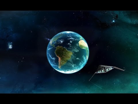 Earth From Space Full HD  Nova