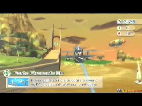 Wii Sport Resort -5- Ricognizione – Sport In Quota #3