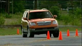 MotorWeek Road Test: 2009 Kia Borrego
