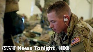 Troop Border Tour & Beastie Boys: VICE News Tonight Full Episode (HBO)