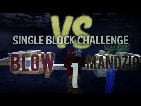 BLOW VS MANDZIO - Niespodziewany gość! - odc. 1 (Single Block)