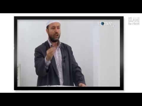 Hadith madhështor (Dy cilësi të cilat i don Allahu)  - Hoxhë Mustafa Terniqi